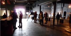 1ste dag ovengevormd glaskunst Joure
