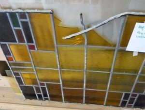 glas in lood reparatie
