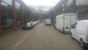 Het Piet Hein Eek complex in Eindhoven