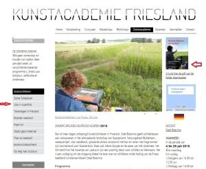 Zomeracademie - Friesland Doet Boersma