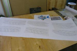 1. ontwerp leerlingen Liudger Drachten